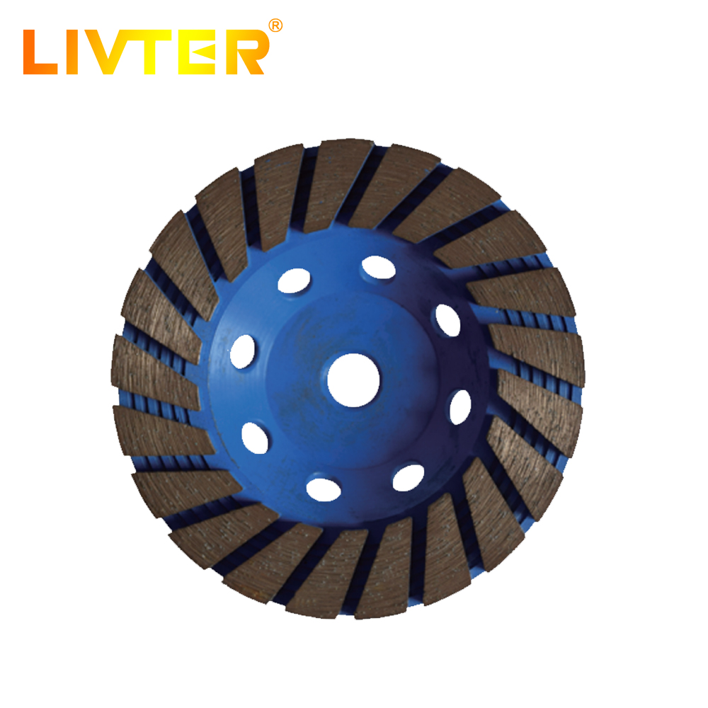 115/125/180/230mm Wave Style Diamond Saw Blade For Porcelain Tile Aggressive Disc Marble Granite Stone Large