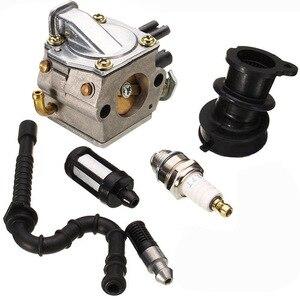 Kit de reparo do carburador para stihl 034 036 ms340 ms360 motosserra zama c3a s31a serra de corrente peças acessórios para equipamentos de potência