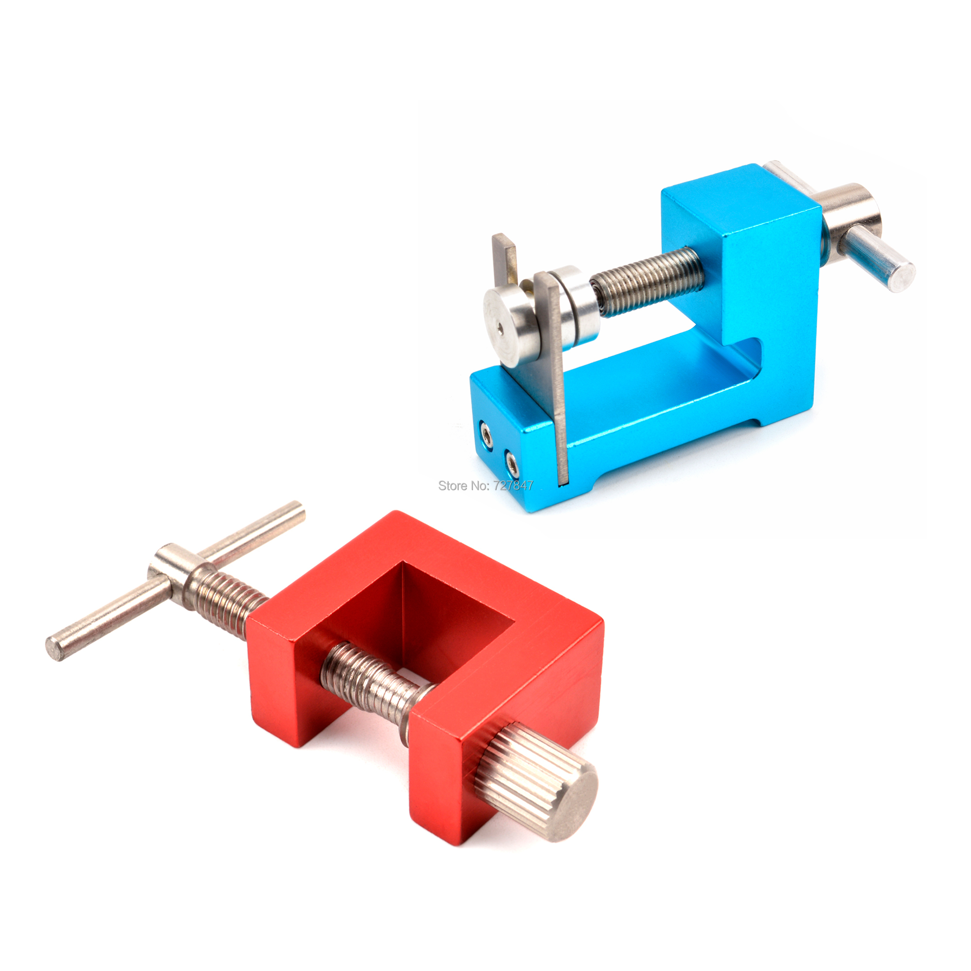 Mini 4WD <font><b>Car</b></font> Tools Bearing/Roller Disassembly Tools Tire <font><b>Guide</b></font> Roller Installer Remover Assembler Disassembler Modified Parts image