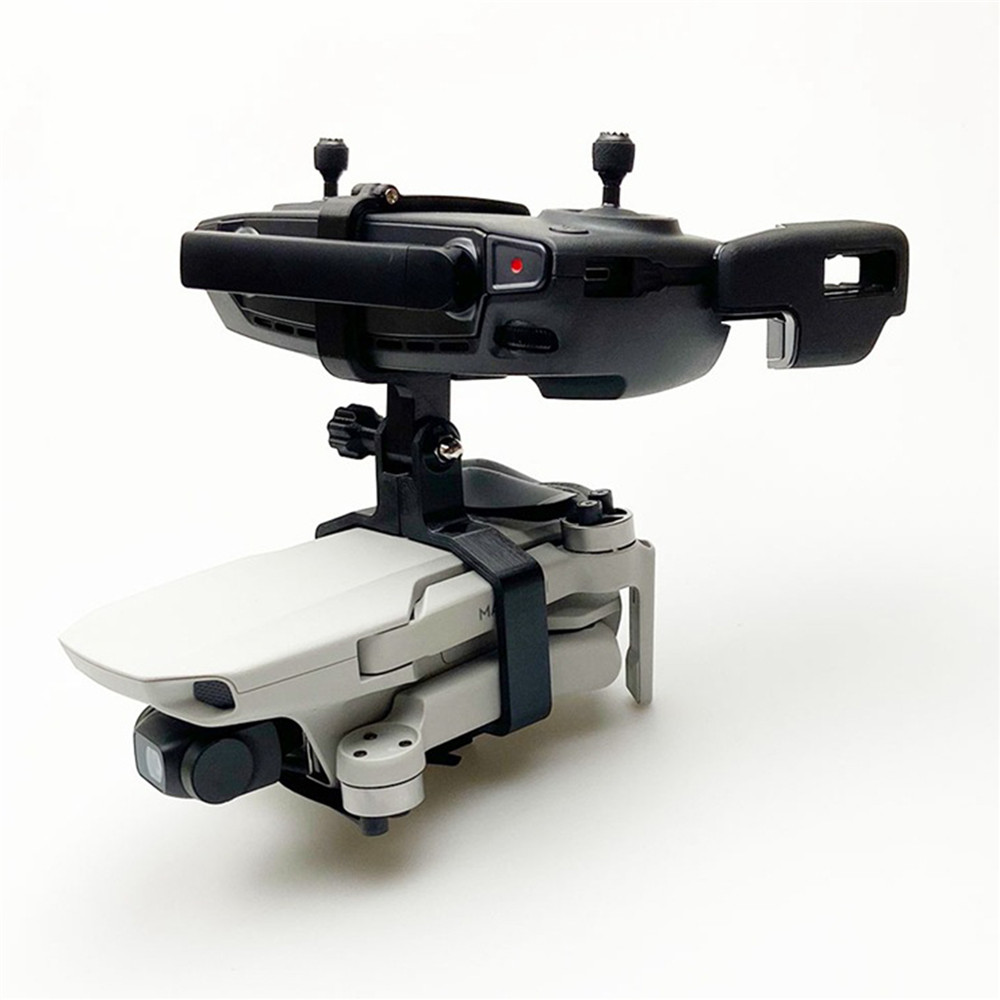 Portable Handheld Gimbal estabilizador trípode para drones soporte para DJI Mavic Mini 3D impreso Cámara piezas de repuesto