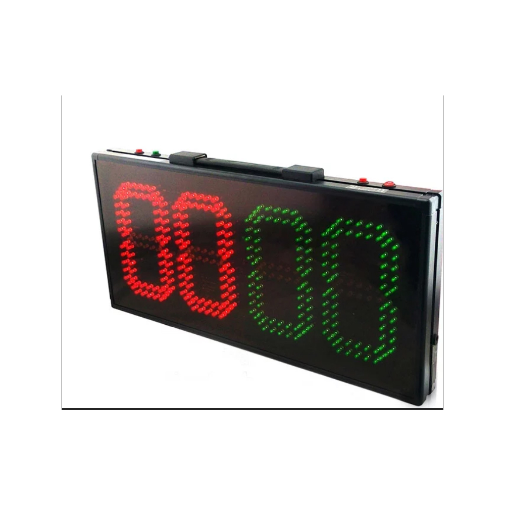 Substitution-Board Soccer-Match Led-Display High-Quality for Game Factory Double-Side