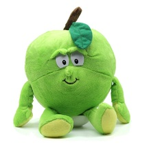 """Несколько стилей выбранные фрукты овощи арбуз Starwberry """" Мягкие плюшевые игрушки куклы для подарок ребенку на Рождество"""