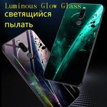 Aurora Luminous Case For Meizu X8