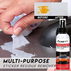 best selling 2019 products Powerful Sticker Residue Remover Sticky Residue Remover  All Purpose Cleaning support dropshipp 120ml