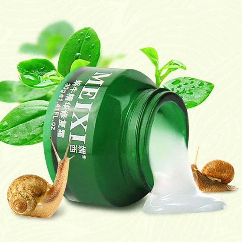 Snail Cream Night Cream Face Cream Treatment Moisturizing Anti Wrinkles Anti Aging Skin Whitening Face Skin Care Snail