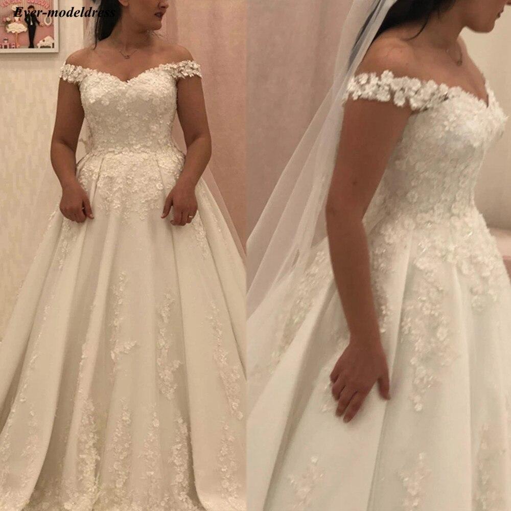 Купить бальное платье принцессы свадебные платья с открытыми плечами