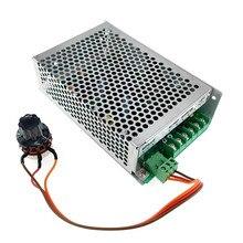 110V-220V WK822 8A Скорость регулятор PWM для двигателя постоянного тока Управление поставки подходит для DC мотор шпинделя вход Скорость Управление;