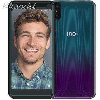Перейти на Алиэкспресс и купить 2 шт 9H закаленное стекло для inei 2 3 5i Lite power 5 Pro 6i Lite kPhone 4G стеклянная защитная пленка для экрана