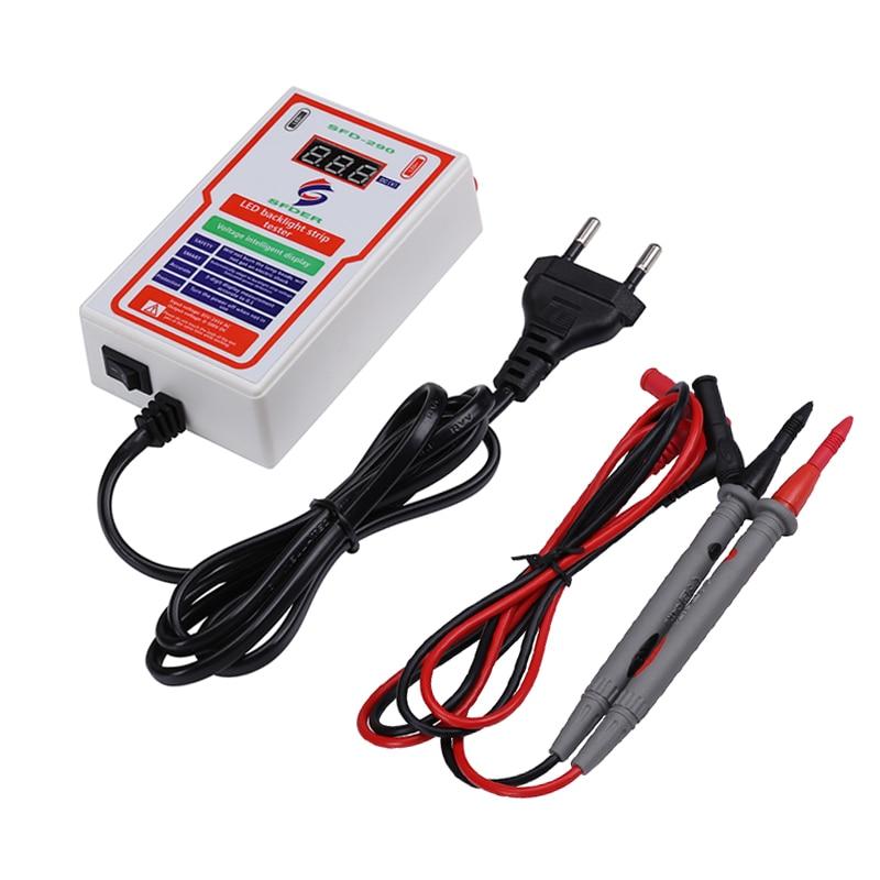 LED Tester Detector LED Strip Bead Test Repair Tool LED TV Backlight Tester Measurement Instruments 0-300V Output