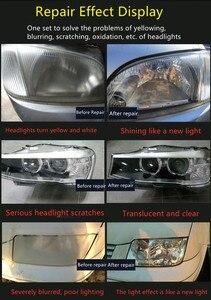 Image 2 - 800g reflektor samochodowy naprawa płynu bez zarysowania Refurbishmen naprawa hydrofobowy płaszcz szkło samochodowe renowacja pojazdu usuwanie zarysowań Kit