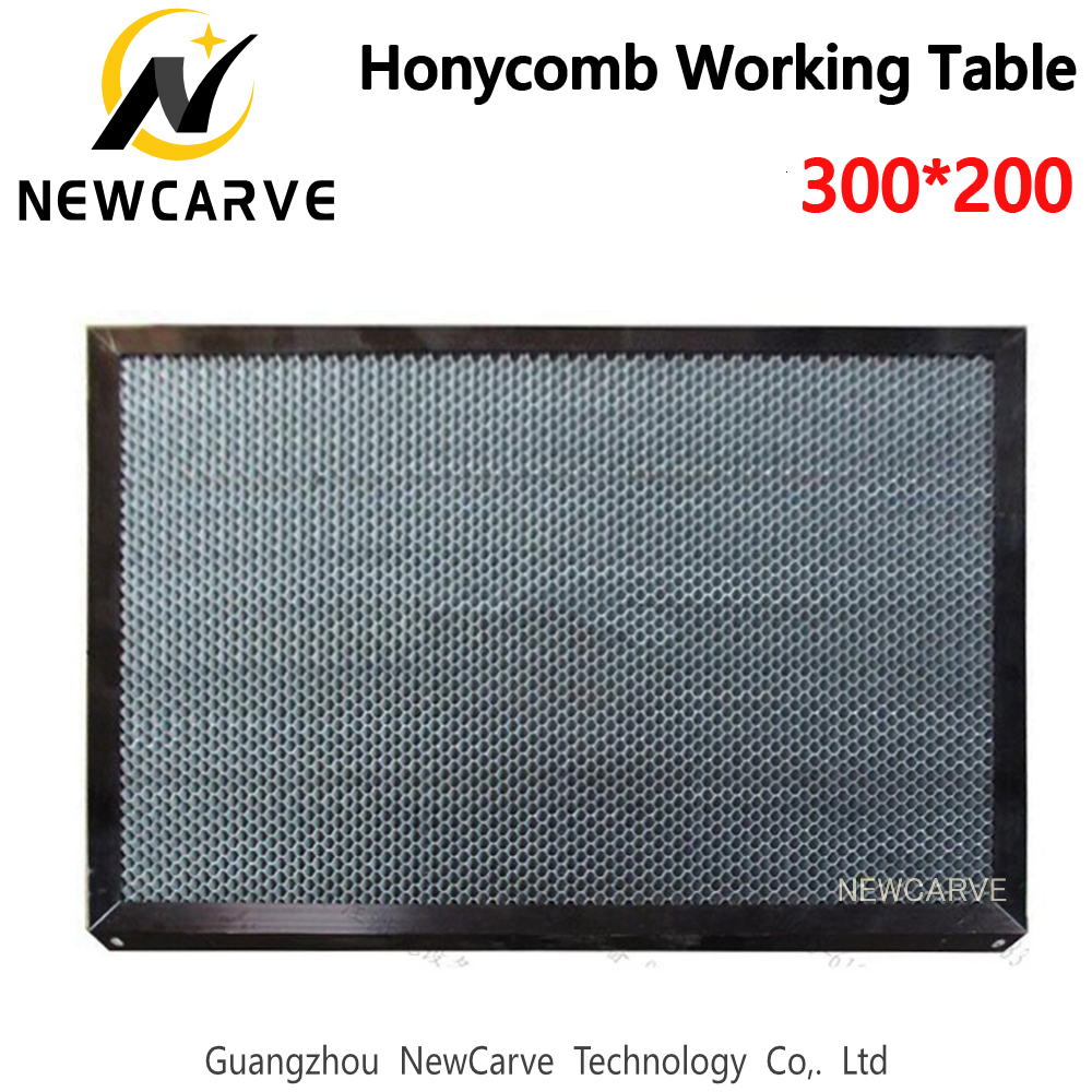 300*200MM Honeycomb Working Table For Laser Engraving Cutting Machine Parts Newcarve