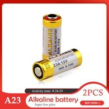 Alkaline-Battery Walkman Remote-Control MN21 23GA for Doorbell Car Alarm Etc 2PCS 12V
