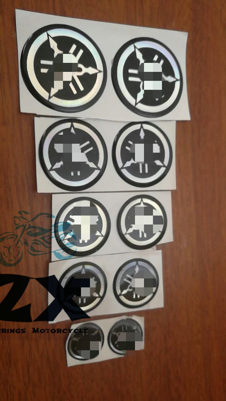 Sticker Badge Decal Emblem Logo XJR1200 SR400 FJR1300 VMAX Yamaha for YZF F-R1 R6 Xjr1200/Xjr1300/Fjr1300/..