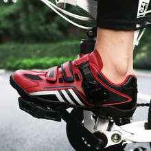 New Mountain Bike Riding Shoes PU Road Motorcycle Riding Shoes Breathable Men's and Women's Riding Shoes Outdoor Lovers Sneakers new riding tribe fire wheels motorcycle road vehicles boots automobile racing boot riding shoes