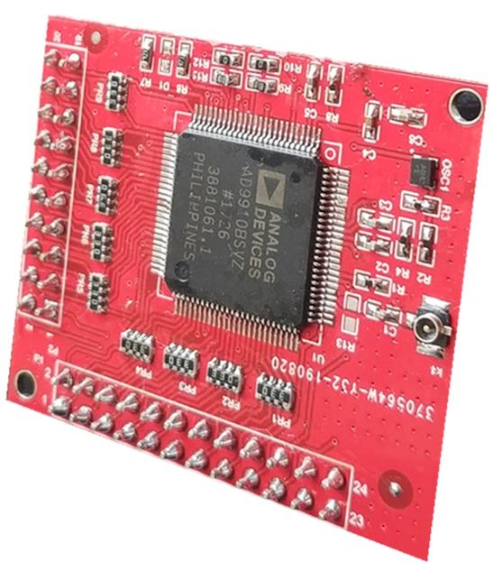 High-speed DDS Module AD9910 Signal Source Module Frequency Source Module RF Development Board