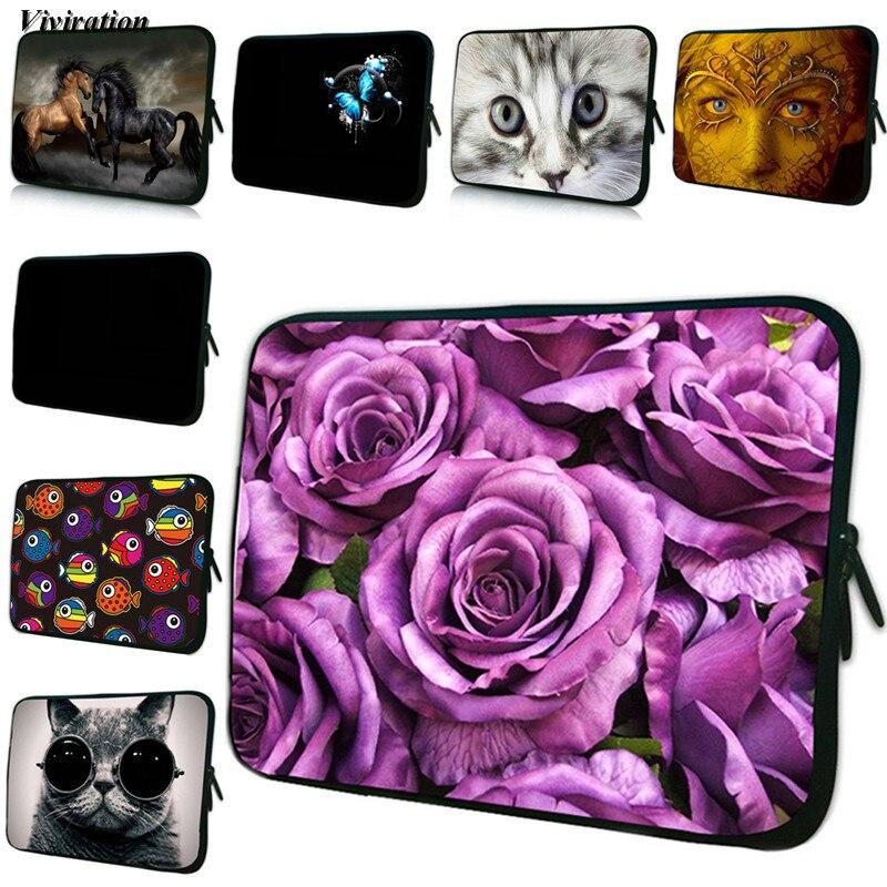 Galleria fotografica Girls Mini Nylon Netbook 7 Inch Cover Case Popular Hot 8