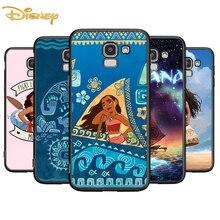 Disney Moana dla Samsung Galaxy J8 J7 J6 J5 J4 J3 J2 Duo Prime Plus rdzeń ue 2015 2016 2017 2018 miękki futerał na telefon