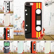 TPU Retro Camera Cassette Tapes For Sony Xperia Z Z1 Z2 Z3 Z4 Z5 compact Mini M2 M4 M5 T3 E3 E5 XA XA1 XZ Premium(China)
