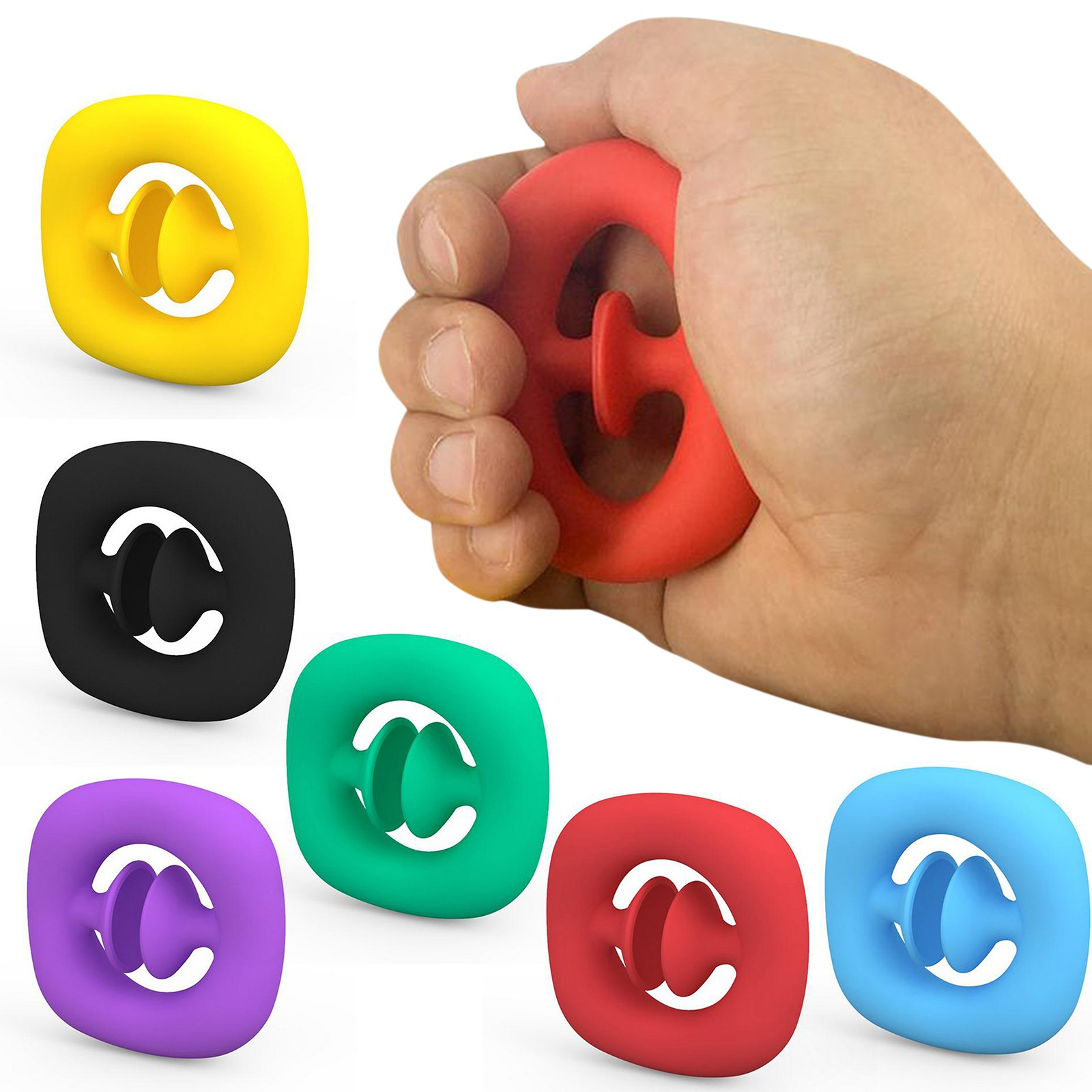 Fidget-Toy Relief-Toys Hand-Grip Finger Extrusion-Sensory Needs-Stress Anxiety Special