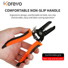 stripping pliers automatic wire stripping pliers electrician household wire stripping pliers Repair Tool Pliers Cable
