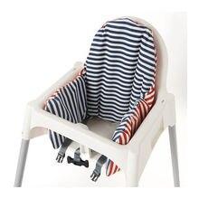 Высокое качество детское обеденное кресло наволочка с сердечником опорная Подушка с ковриком для ребенка надувная подушка для стульчика