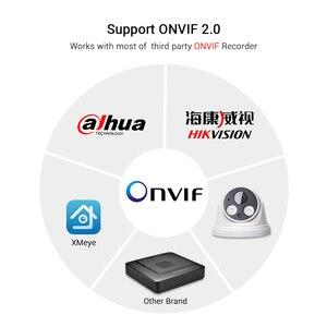 Image 3 - Hamrolte Camera Wifi Yoosee Siêu Nét HD 1080P Có Dây Trong Nhà Wirless Onvif IP Nội Bộ Micophone Phát Hiện Chuyển Động Với Thẻ Nhớ SD khe Cắm