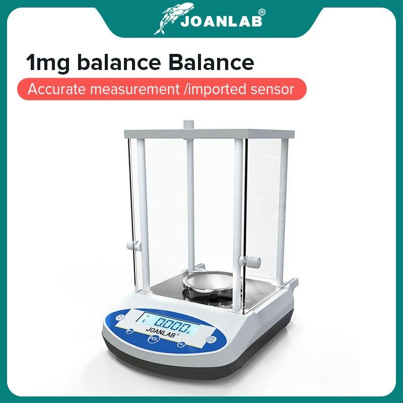 Balance analytique numérique de laboratoire, micro-équilibre de précision électronique, résolution 200g 300g, portée 0.001g