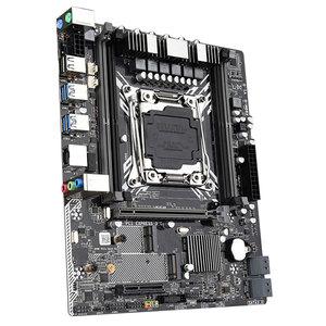 LGA 2011 V3 материнская плата X99 ECC REG SATA3.0 M.2 NVME SSD USB 3,0 Оперативная память DDR4 128 ГБ 2011 3 материнская плата LGA2011-3 для Ксеон E5 V3/V4
