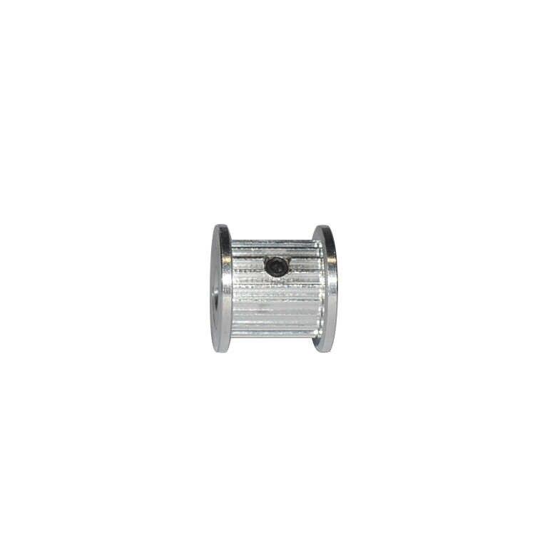 AF ประเภท 20 ฟัน GT2 Timing Pulley เจาะ 4mm 5mm 6mm สำหรับเข็มขัดใน Linear 2GT รอก 20 ฟัน 20T