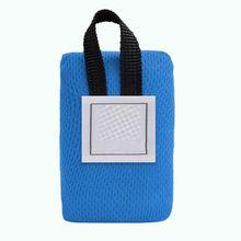Открытый портативный карманный нейлоновый коврик для пикника ультра влагостойкий Водонепроницаемый пляжный коврик
