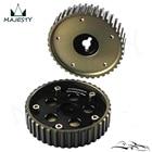 Adjustable cam gears...