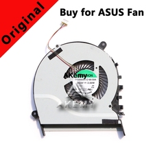 New Brand Laptop CPU Cooler Fan For Asus Vivobook For Asus S