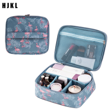 Big Capacity Makeup Box For Women Travel Waterproof Professional Toiletry Bags New Upgrade Large Cosmetic Bag Hot-selli