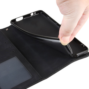 Image 4 - Unique Leather Case For Motorola MOTO G9 PLUS E7 Power Wallet Flip Cover G Stylus 2021 Card Slots Holder Funda MOTO G30 G10 G50