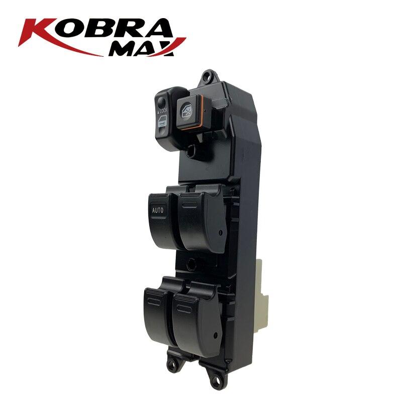 KobraMax interrupteur avant gauche 84820-12480 convient pour Toyota Sienna Camry RAV4 Prius accessoires de voiture