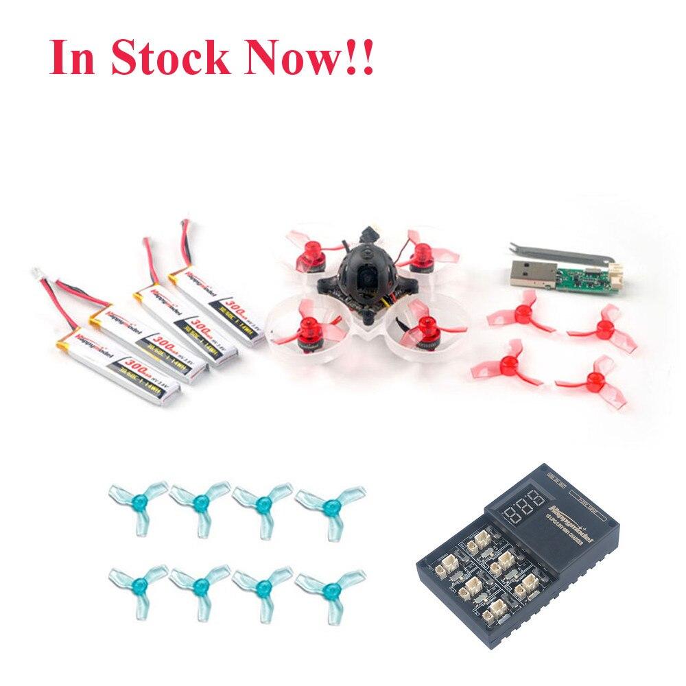 Happymodel Mobula6 Mobula 6 65mm Crazybee F4 Lite 1S Brushless Whoop FPV Racing Drone BNF w/ Runcam Nano 3 Cam