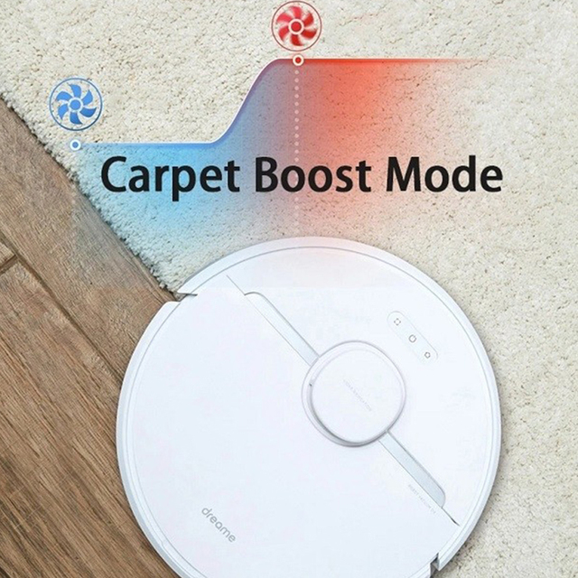 Dreame D9 Robot Vacuum Cleaner Global Version 3000Pa Suction Sweeping Washing Mopping Robot Aspirator Smart Home MIJIA APP WIFI 6