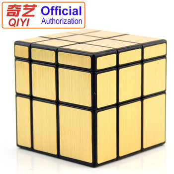 3x3x3 Mirror Magic Cube Professional Cubo Magico Cast Coated Puzzle Magic Cube Children Toys Rubic Cube Toys