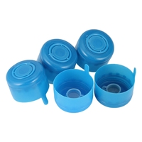 30 Pack Non Spill Cap Anti Splash Bottle Caps for 55mm 2 3 and 5 Gallon Water Jug|Water Bottle & Cup Accessories| |  -