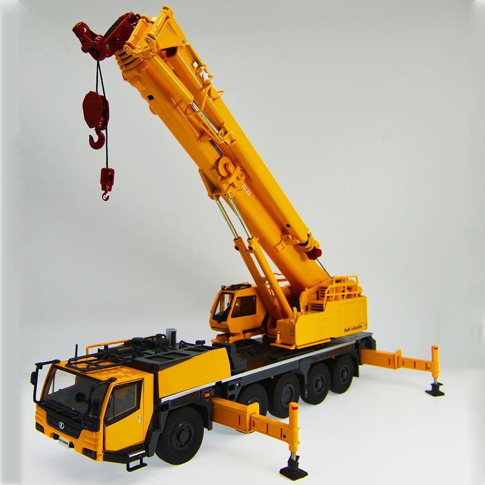 1:50 KATO KA-1300R Crane Model, Diecast Model, Zinc Alloy Replica, Construction Model, Free Shipping