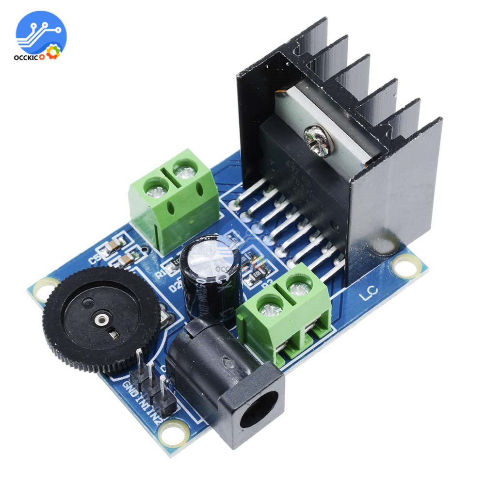 TDA7297 Audio Amplifier Module DC 6 To 18V Speaker Digital Module Dual Channel 10-50W Desktop  Speaker In Subwoofer Sound Board