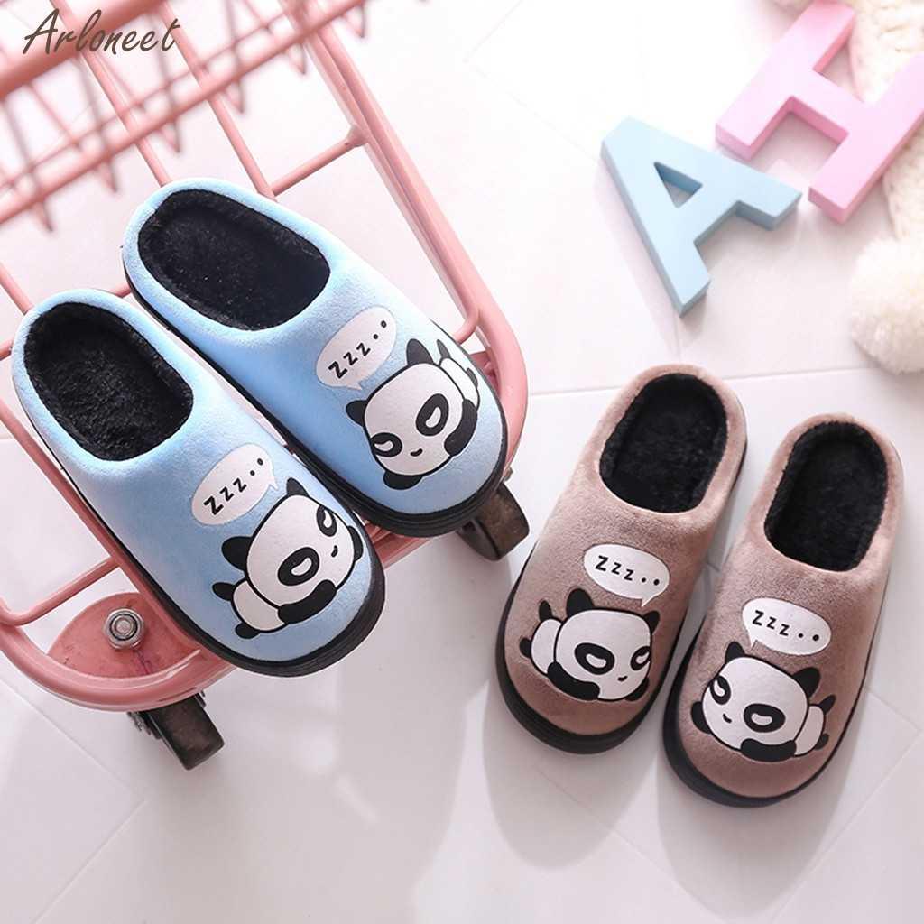 เด็กวัยหัดเดินเด็กสาวเด็กเล็กรองเท้าน่ารักสัตว์เด็กรองเท้าแตะเด็กการ์ตูน Flock รองเท้าเด็กแฟชั่น 2019 ใหม่