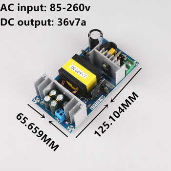 цена на New 36V 5A 7A Power Supply Module AC-DC Switching Power Supply Module Board AC 100V-240V to DC 36V Switched-mode Power Supply