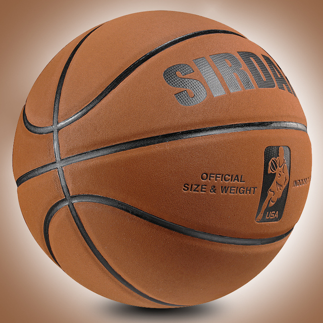 Soft Microfiber Basketball Size 7 4