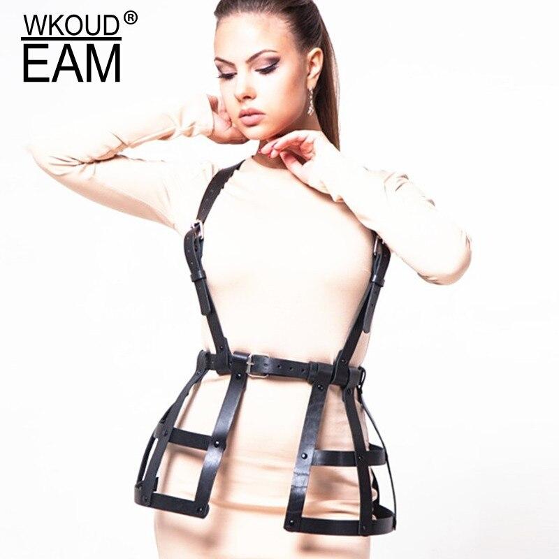 PU Leather Belt 2020 New Design Belts For Women Stylish Punk Style Waistband Strap Belt High Fashion Corset Belt Female PF487