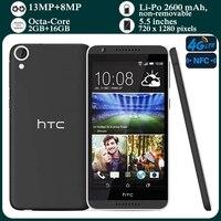 "Used Smartphones HTC Original Octa Core 2600mAh Unlocked 4G-LTE 5.5"" Android 2GB RAM 16GB ROM Cellphones 13MP+8MP Mobile Phones 1"
