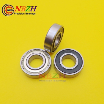 (1pcs) thin wall deep groove ball bearing 6801ZZ 6801-2RS S6801ZZ S6801-2RS 12*21*5 mm image