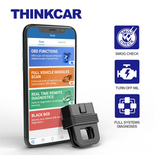 ThinkCar 1s Car Diagnostic Tool Full OBD 2 Coder Reader PK AP200 Auto OBD2 Bluetooth 5.0 Adapter Scanner Professional Automotivo