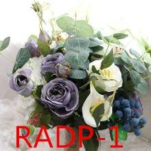 Wedding Bridal Accessories Holding Flowers 3303 RADP 34mm