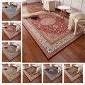 Персидские ковры для гостиной  большие 200x300 см  американский стиль  коврики для спальни и ковры  Турция  для учебы  журнальный столик  коврик ...